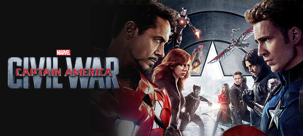 Captain America: Civil War DVD and Blu-ray