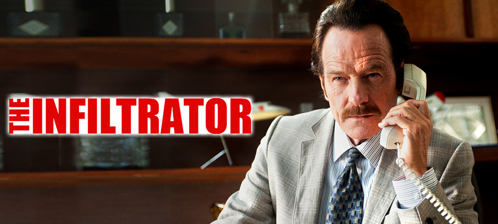 Rent The Infiltrator DVD and Blu-ray