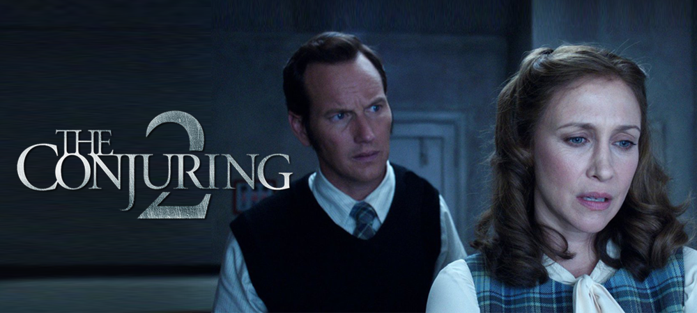 Rent The Conjuring 2 DVD