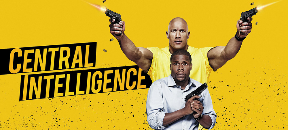 Rent Central Intelligence DVD and Blu-ray