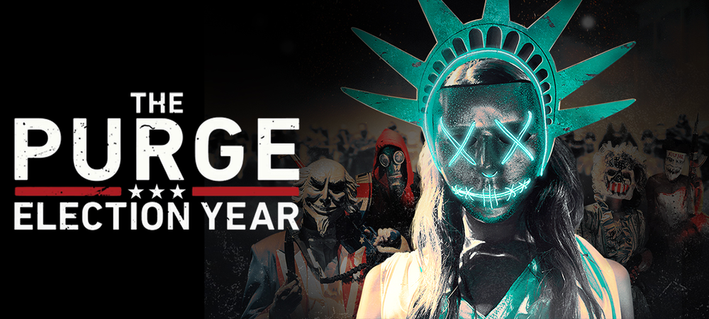 Rent The Purge 3: Election Year DVD and Blu-ray