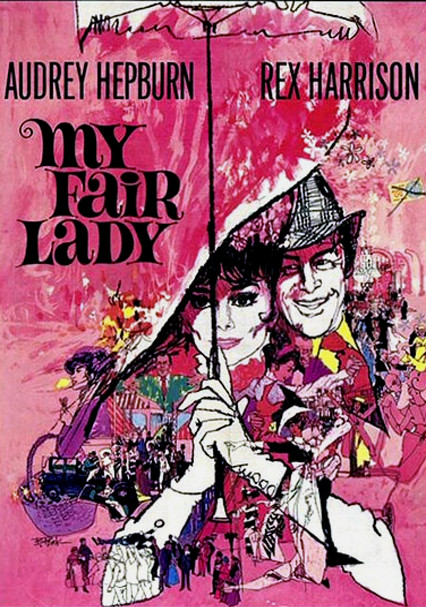 Rent My Fair Lady DVD