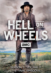 Hell on Wheels: Season 5.2
