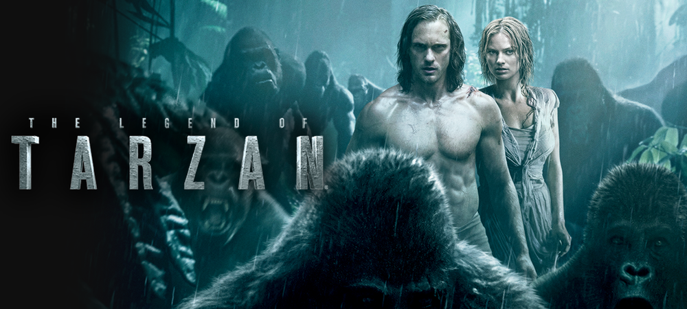 Rent The Legend of Tarzan DVD