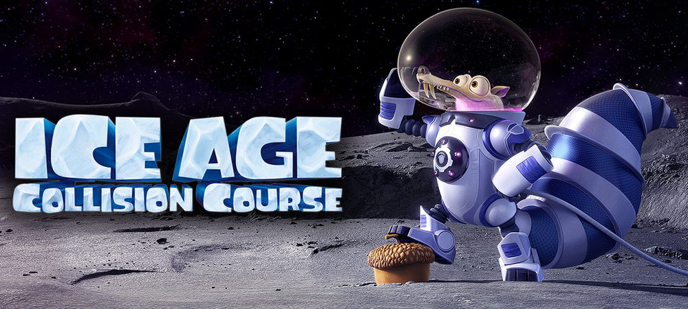 Rent Ice Age: Collision Course DVD