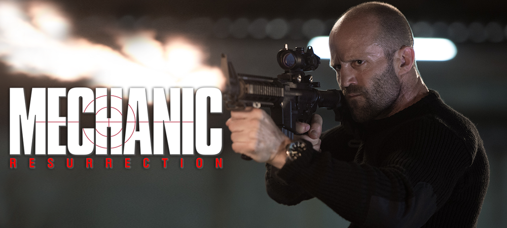 Rent Mechanic: Resurrection DVD