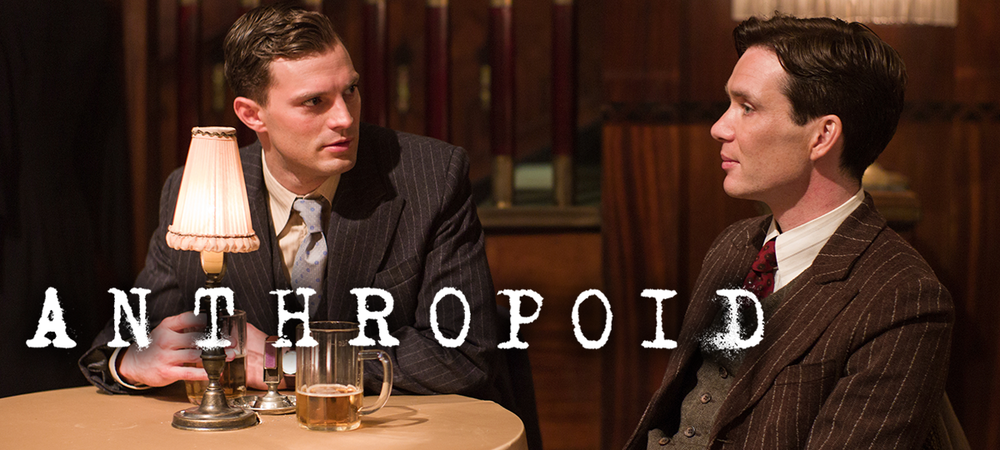 Rent Anthropoid DVD