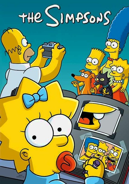 The Simpsons DVD
