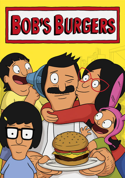 Bob's Burgers DVD