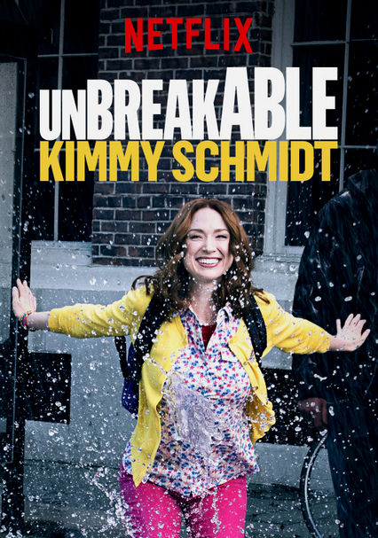 Unbreakable Kimmy Schmidt DVD