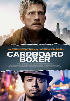 Cardboard Boxer