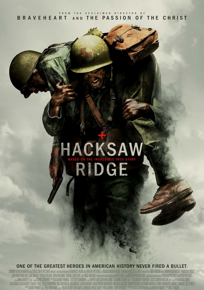 Rent Hacksaw Ridge on DVD and Blu-ray