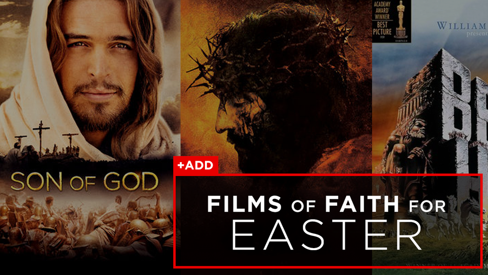 Films of Faith for Easter