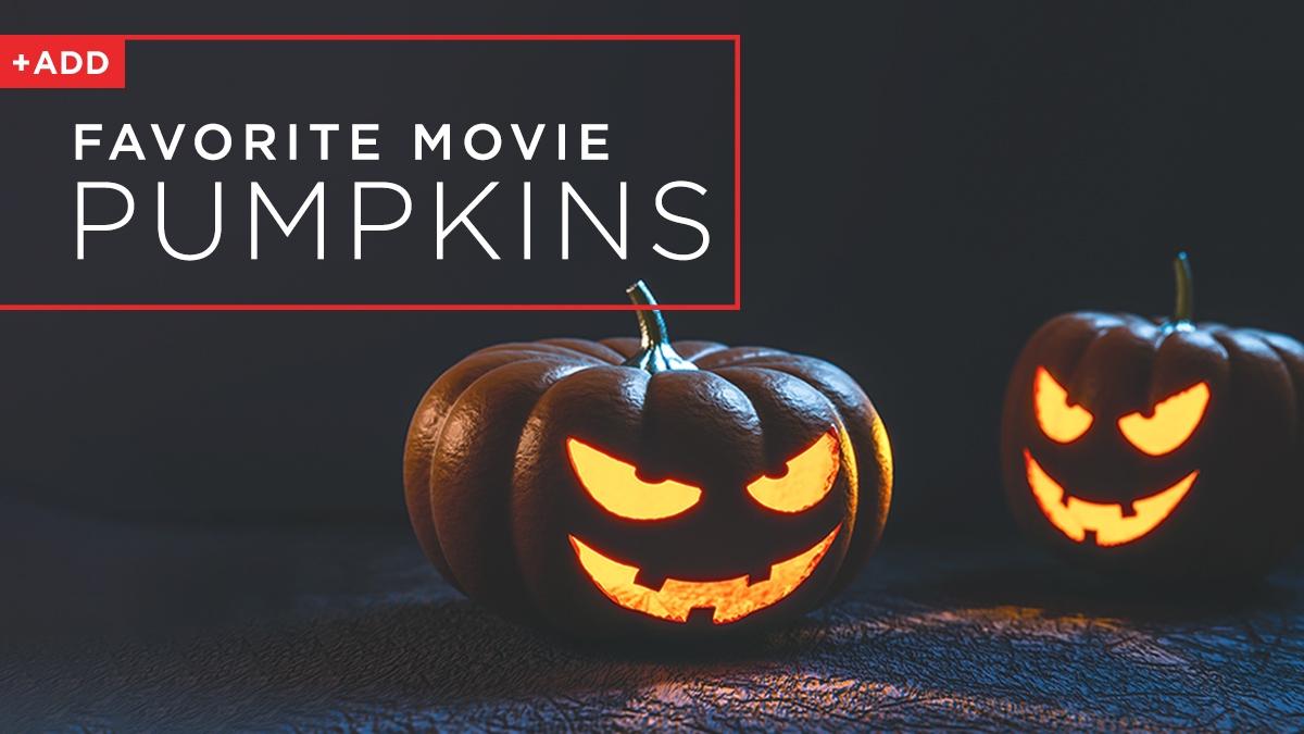 Our Favorite Movie Pumpkins - Netflix DVD Blog