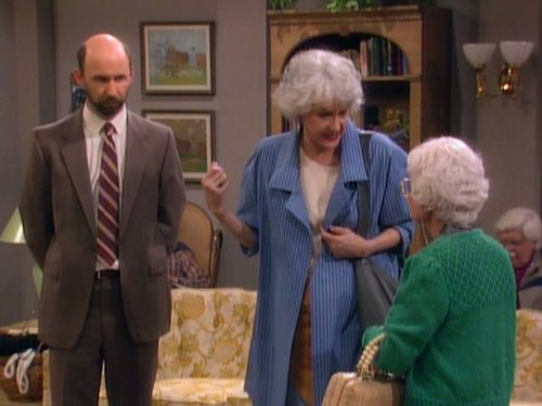 Don Lake in an episode of The Golden Girls.
