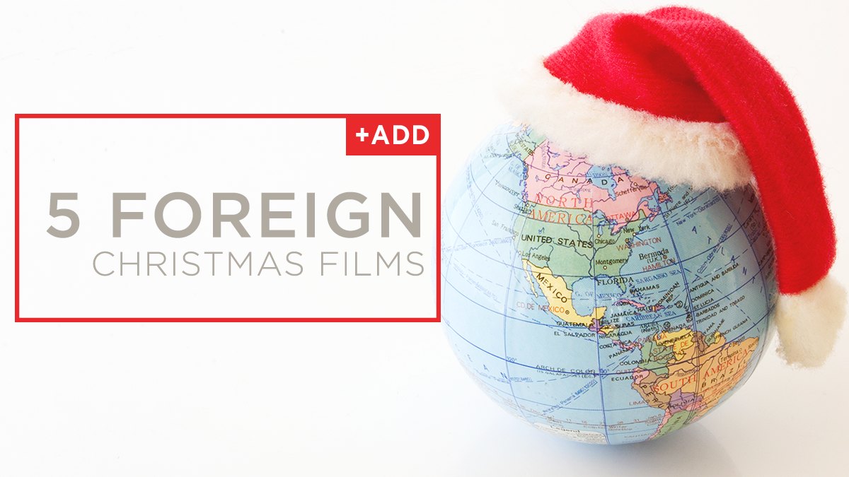 Travel Around the World with 5 Foreign Christmas Films - Netflix DVD ...