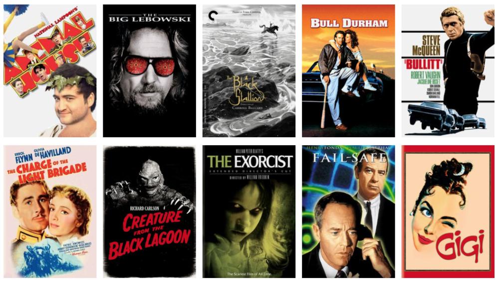 Rent classic films