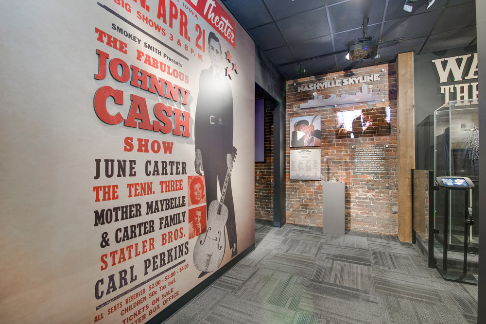 Photo credit: Johnny Cash Museum