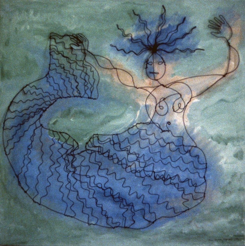 Wire — Alice Norman Mandel
