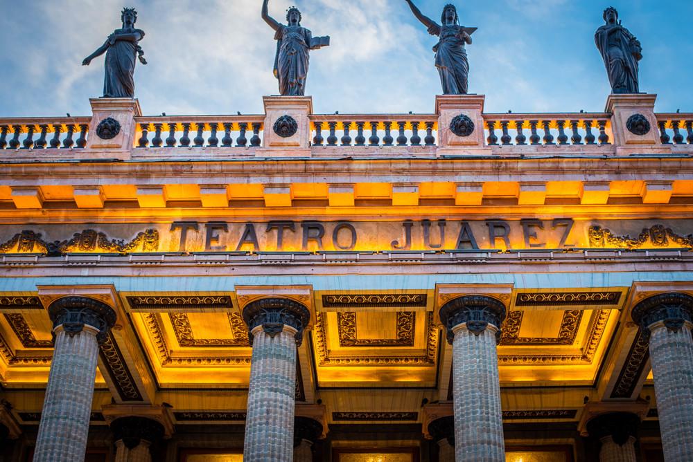 Teatro Jaurez, Guanajuato