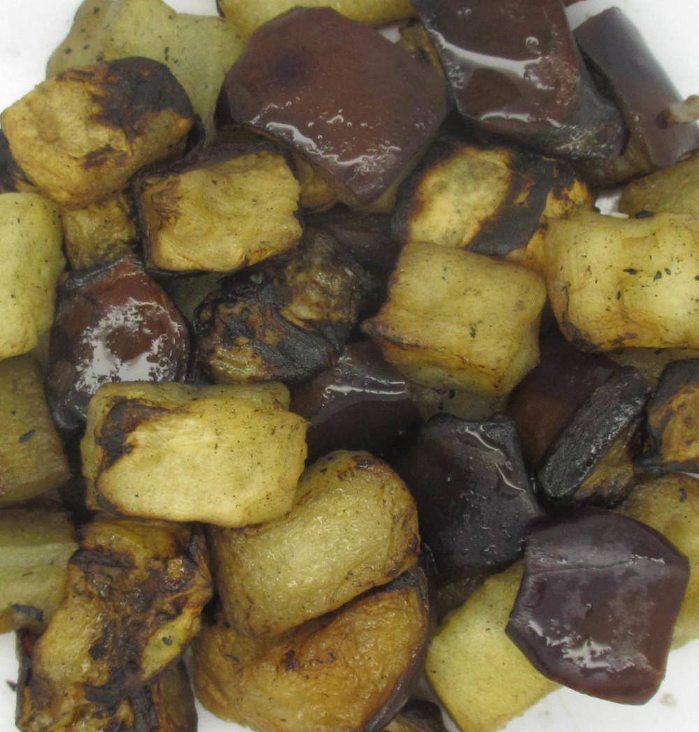 RM Eggplant - 1/2'' Diced