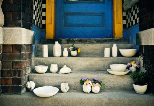 Ceramics by Michelle Kolososki of Adora Bella
