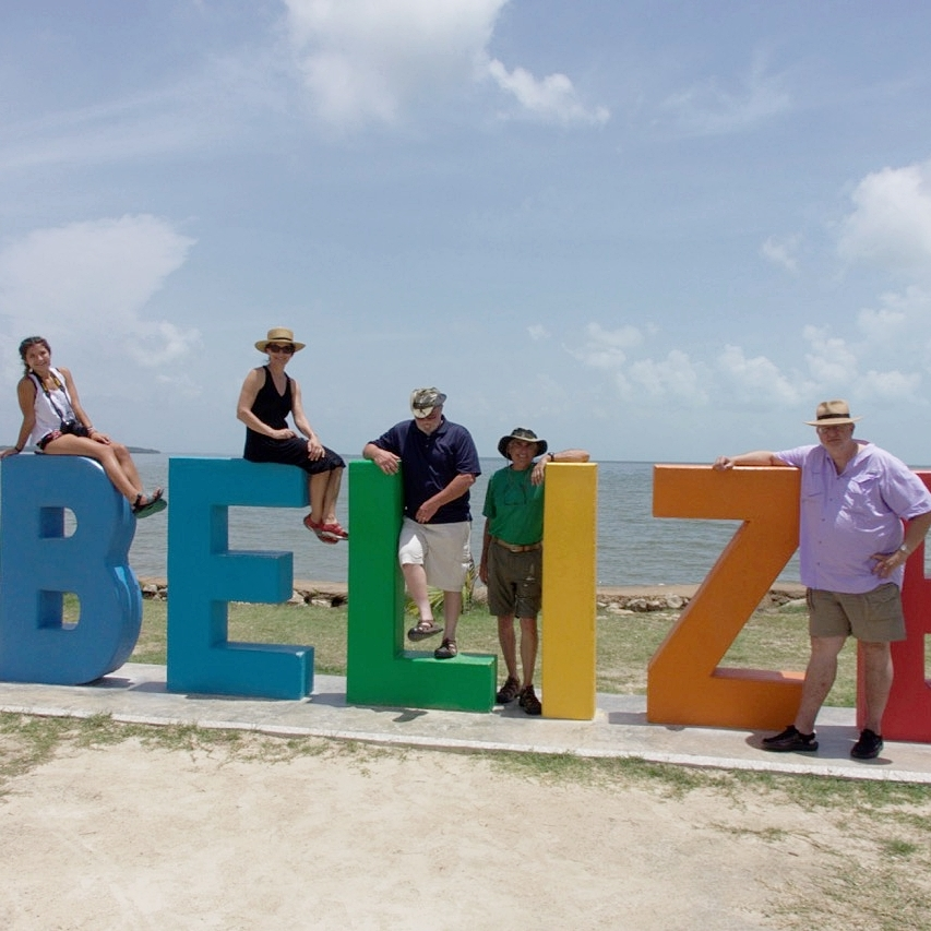 OUR BELIZE MISSION 2017 ADVANCE-SCOUTS!