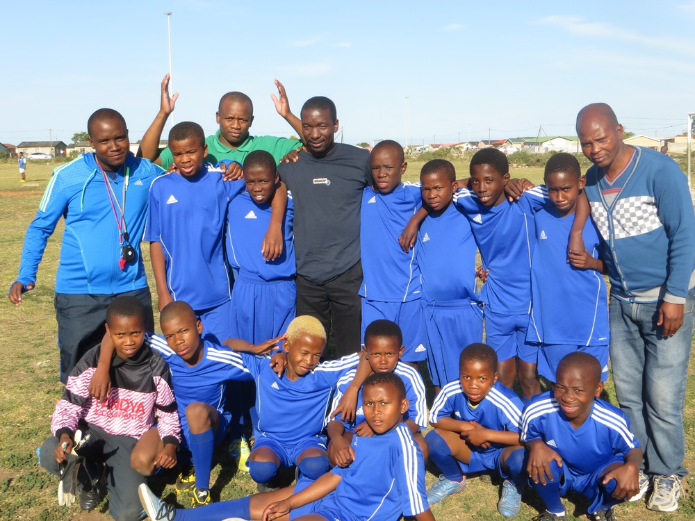 2013: Addo Soccer Development Program founded