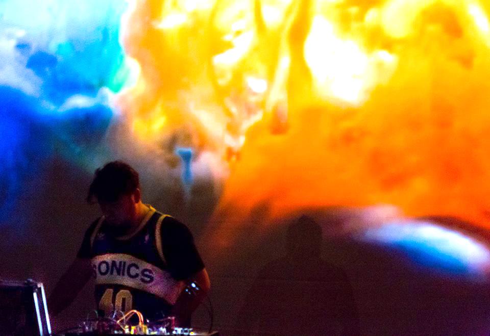 Sun Color Live @ MUTEK Festival 2014 Barcelona