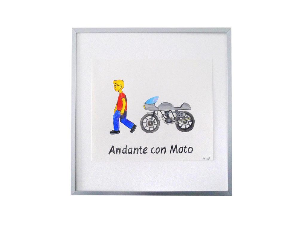 - Andante con Moto
