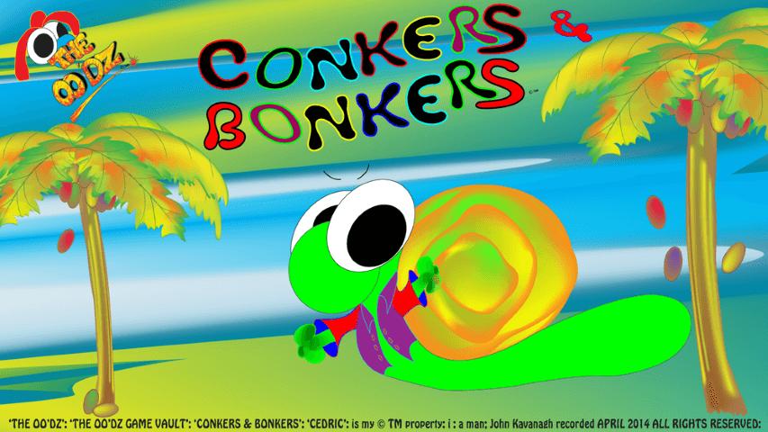 Conkers & Bonkers