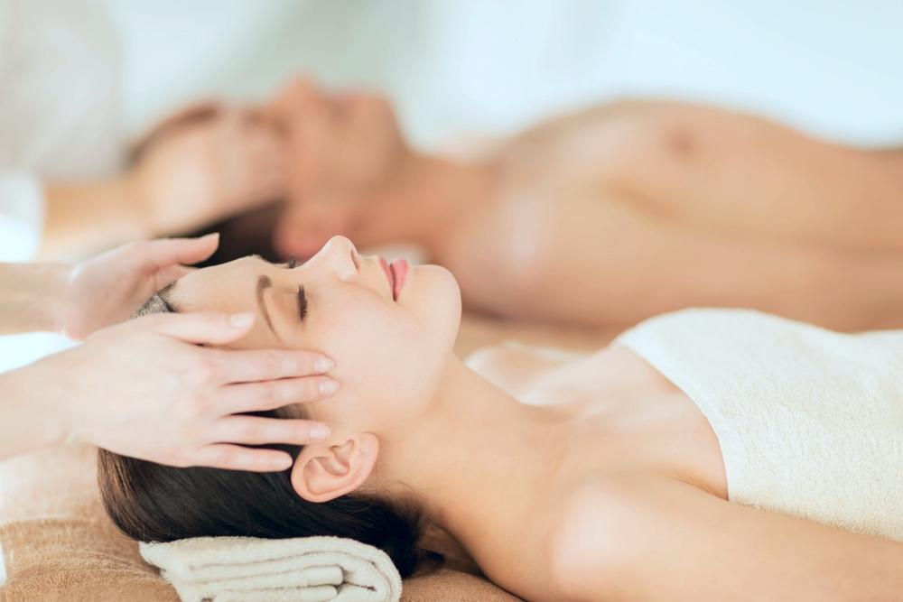 Masaje en parejas