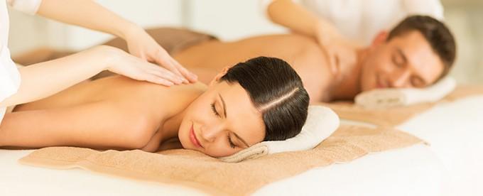 El masaje en pareja los hará entrar en conexión!