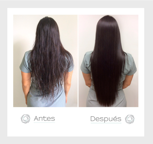 Tu cabello siempre estará listo!