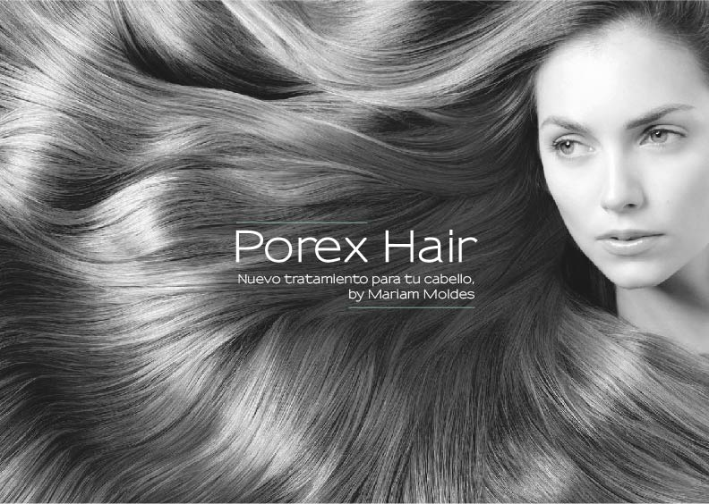 Porex hair, Mariam Moldes
