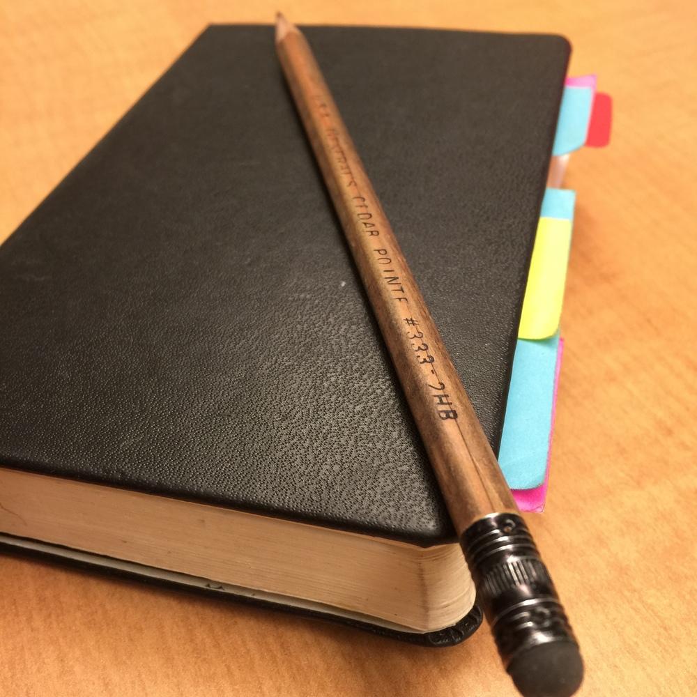 General's Cedar Pointe Pencil #2