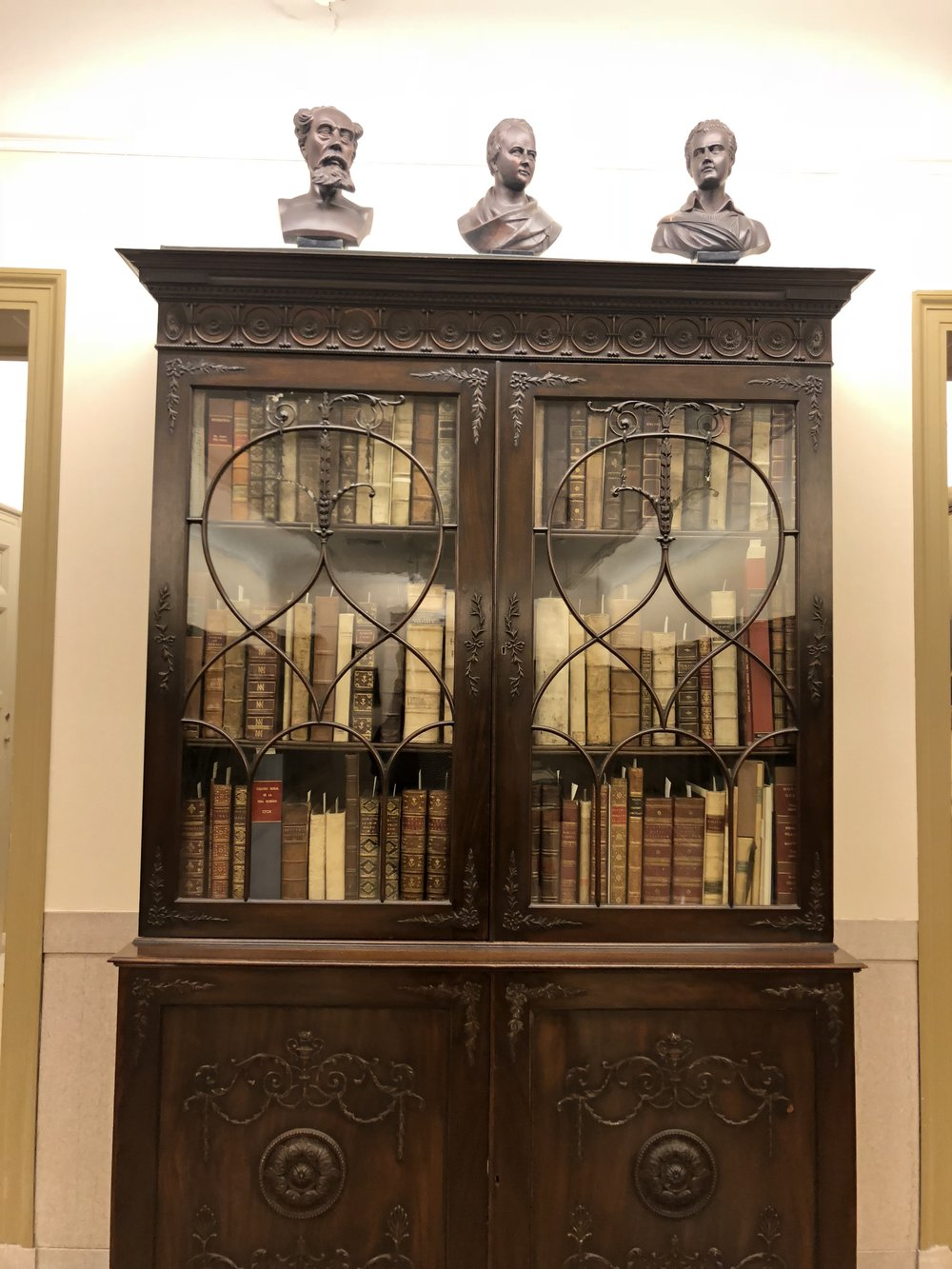 The Moncure Biddle Collection of Horace-Rare Books-Free Library of Philadelphia  The guide referred to Horace as a Roman success story.