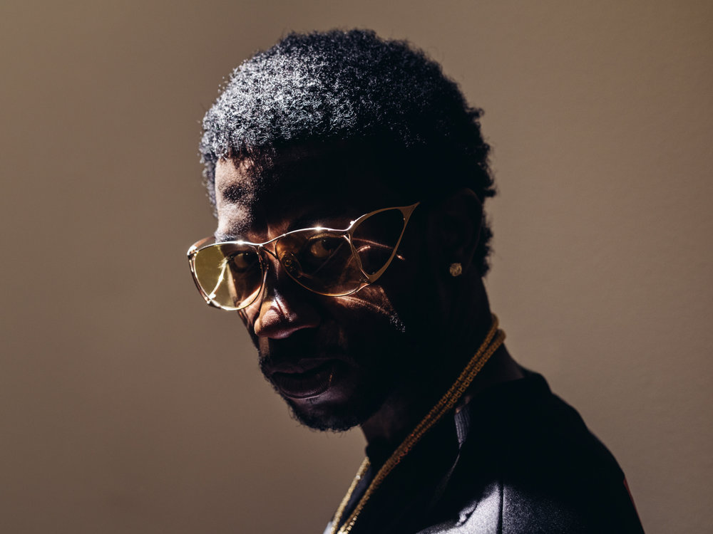 Gucci Mane for the Fader Magazine