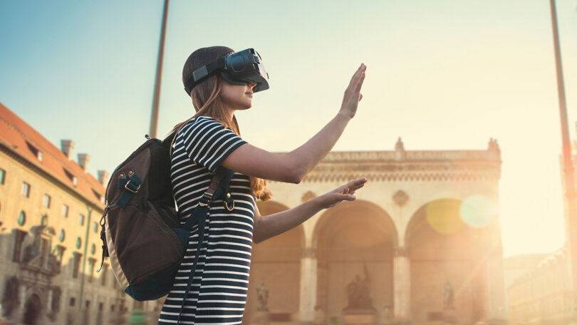 From virtual doctors' visits to planning a holiday: 4 ways virtual reality  can improve your life — Ascape VR
