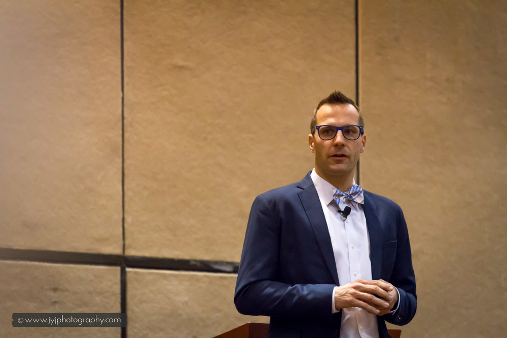 "Shawn DuBravac at ""Tech Trends to Watch"" Conference"