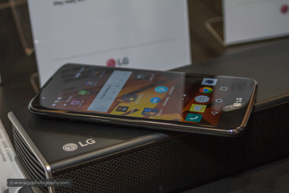 LG K-Series phone were announced this morning