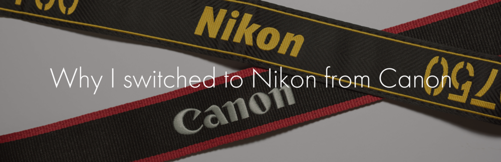 Visit my blog to see all the reasons why I switched to Nikon from Canon.