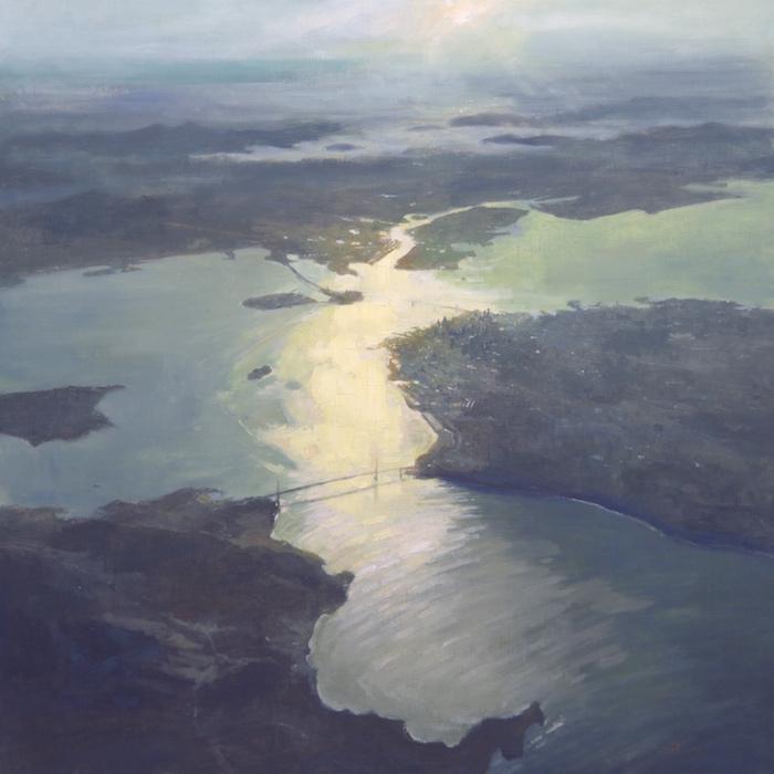San Francisco at 10,000.