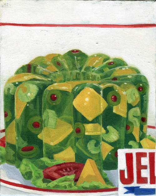 Jell-o Salad Construct