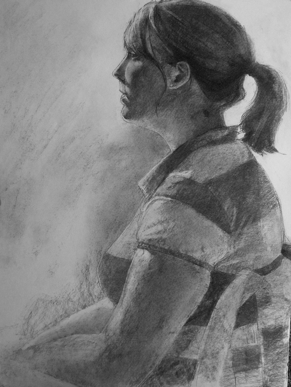 Figure: Portrait Study