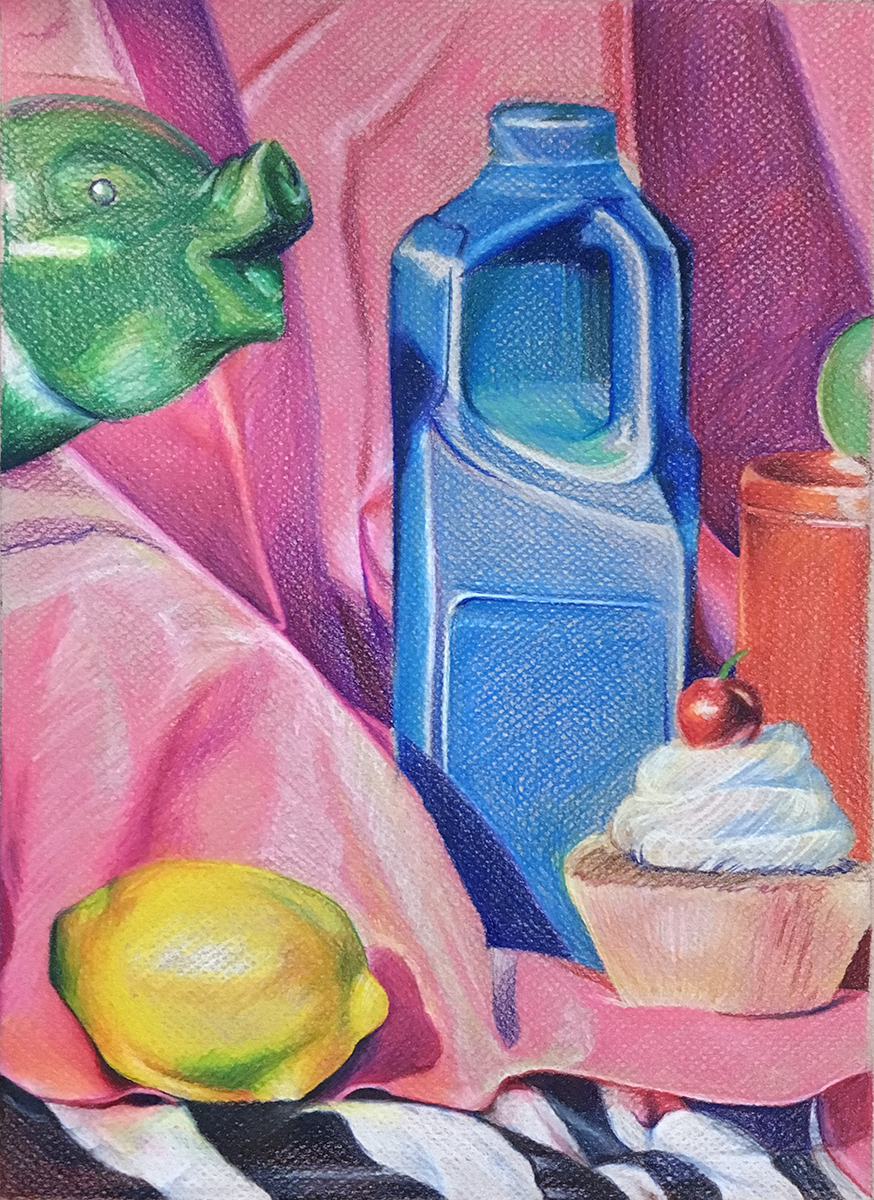 D2: Color Still Life