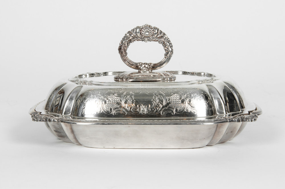 Vintage english cookware that