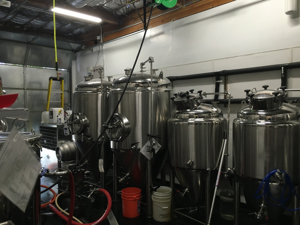 Micro Brewery.