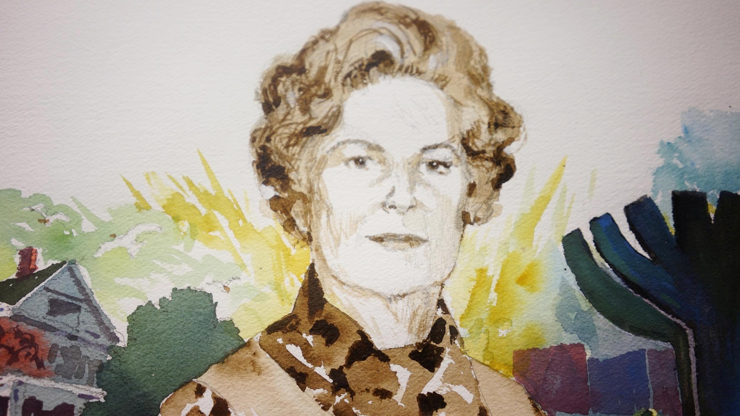 Watch Joyce Ebert video
