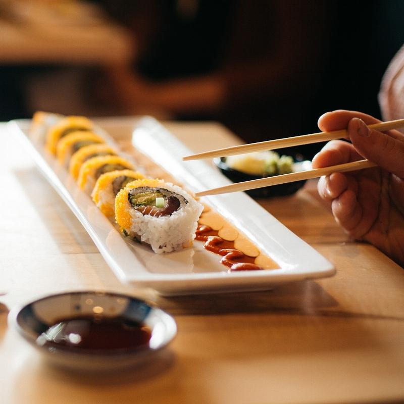 Everett's Best Sushi Restaurant Live in Everett
